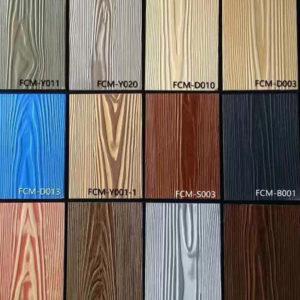 Revêtement bardage extérieur en fibre de ciment (coloris)